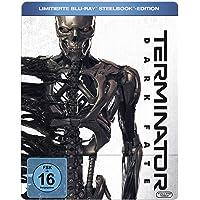 Terminator – Dark Fate (Steelbook) [Blu-ray] [Limited Edition]