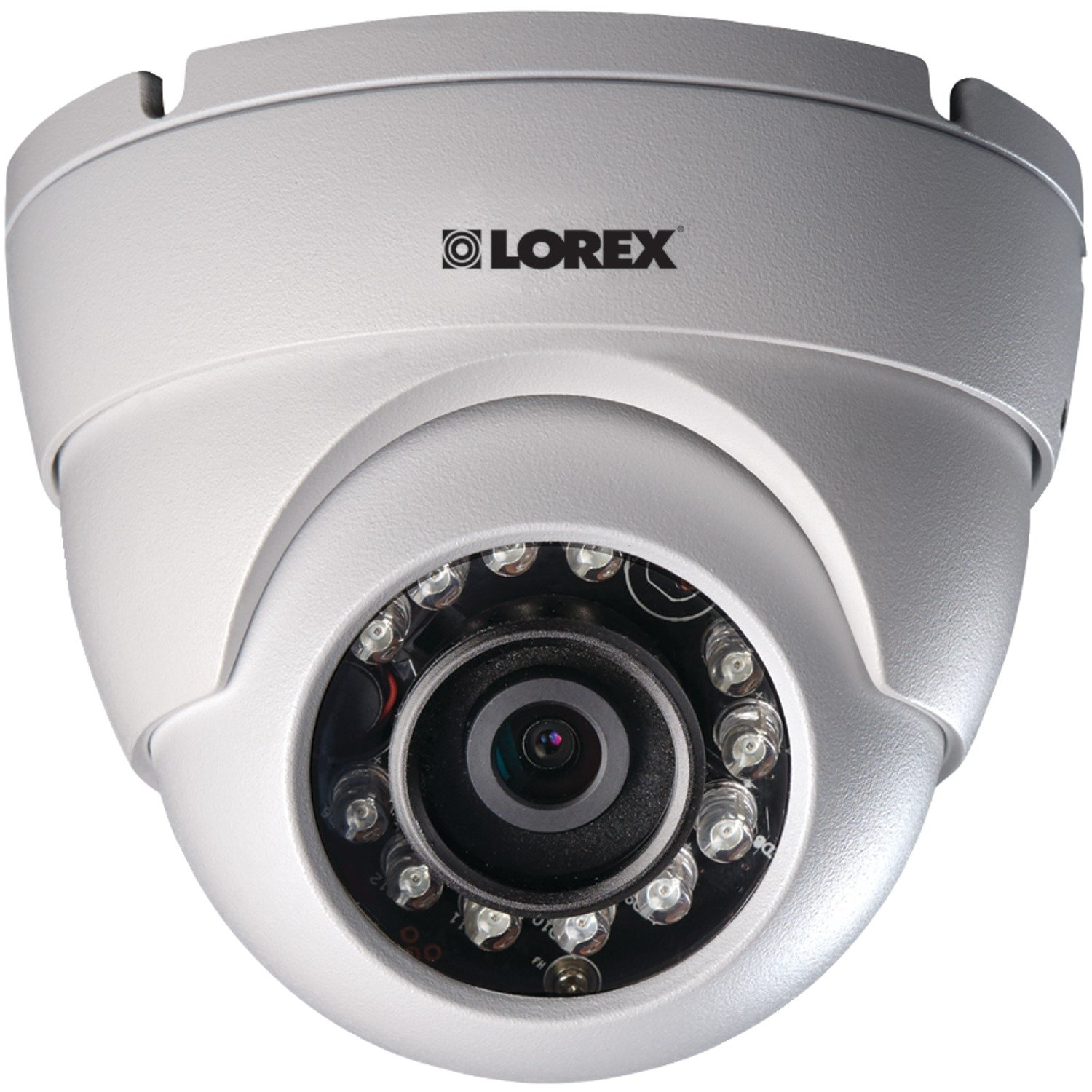 Lorex LNE3142B 1080p Hd Ip DOME Camera For Lnr100 Lnr400 Series Nvrs
