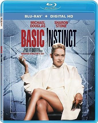 Basic Instinct Blu Ray 1992 Us Import Amazon Co Uk Tripplehorn Jeanne Dvd Blu Ray