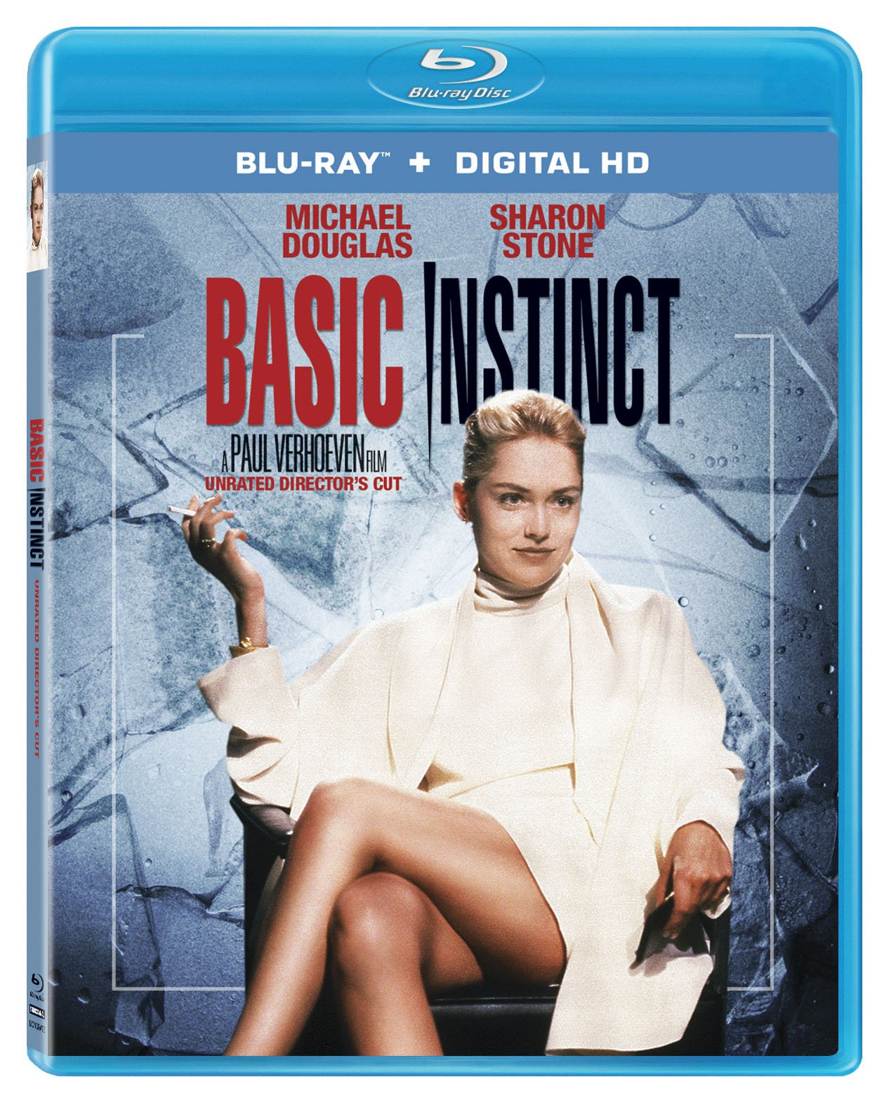Blu-ray : Basic Instinct (Ultraviolet Digital Copy)