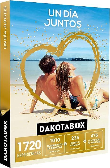 Smartbox DAKOTABOX - Caja Regalo - UN DÍA Juntos - 1720 ...
