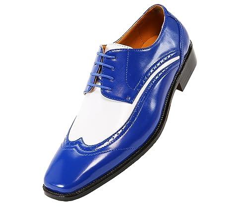 Amazon.com: Amali P1056 - Zapatillas de vestir para hombre ...