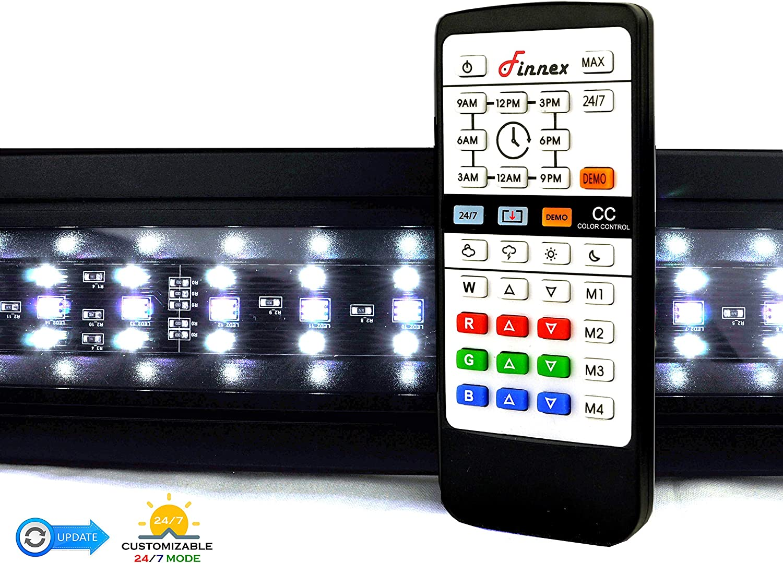 Mejores luces LED para acuarios [year] (análisis) 1