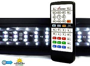 Finnex Planted+ 24/7 v2 fully automated aquarium LED light