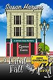 A Fatal Fall (Senoia Cozy Mystery Book 2)