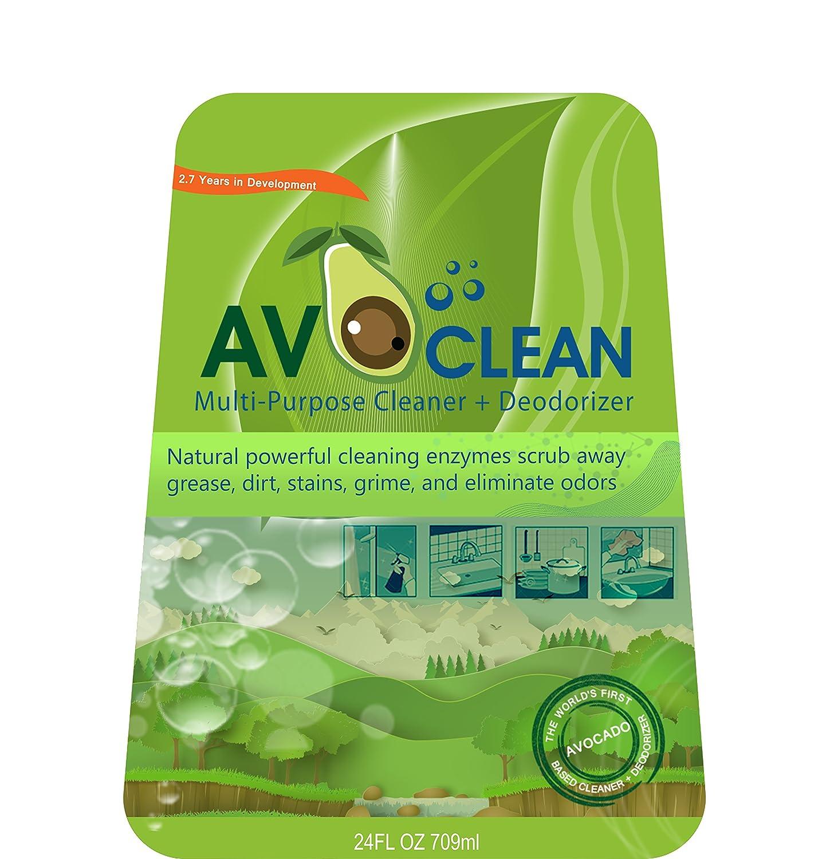 avoclean basada en la planta enzimática multiuso limpiador y ...