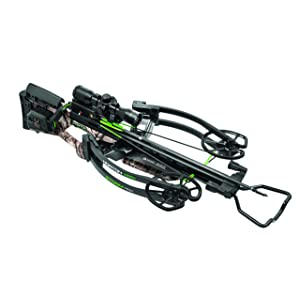 Horton Crossbow Innovations Storm RDX Premium Package with ACUdraw, One Size, Mossy Oak Treestand/Blackt