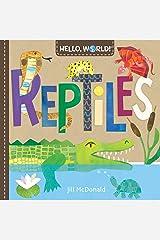 Hello, World! Reptiles Kindle Edition