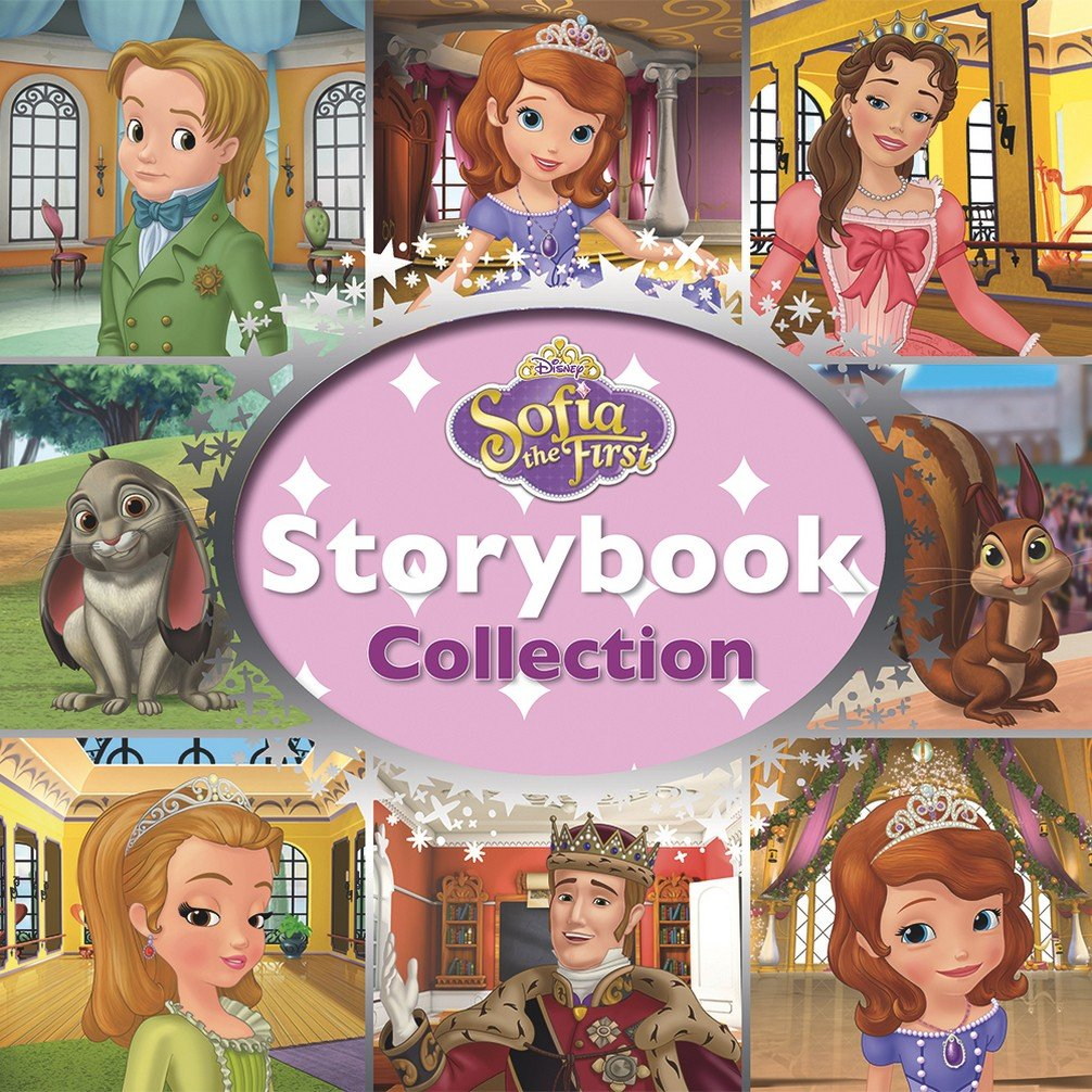 Sofia the First Storybook Collection ebook