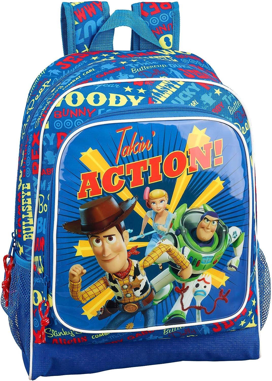 Bleu Toy Story 611931232 Taille Unique Sac /à Dos Mixte Enfant