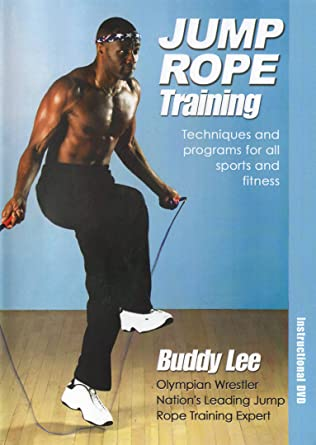 Jump Rope Training For Weight Loss And Toning With Buddy Lee Import