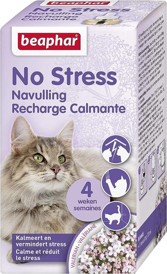 Beaphar No Stress Gato Recarga: Amazon.es: Productos para mascotas