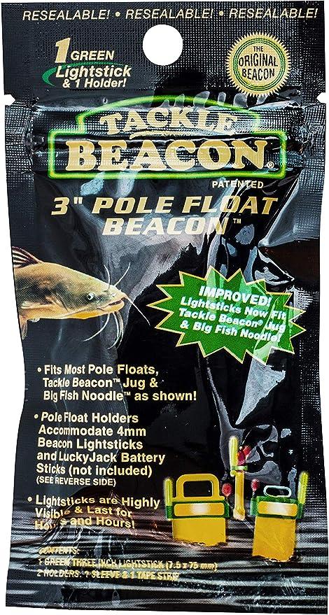 Fishing Rod /& fishing bobber beacon//glowstick