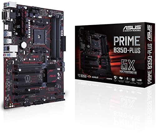 Asus Prime B350-PLUS  : la meilleure pas chère