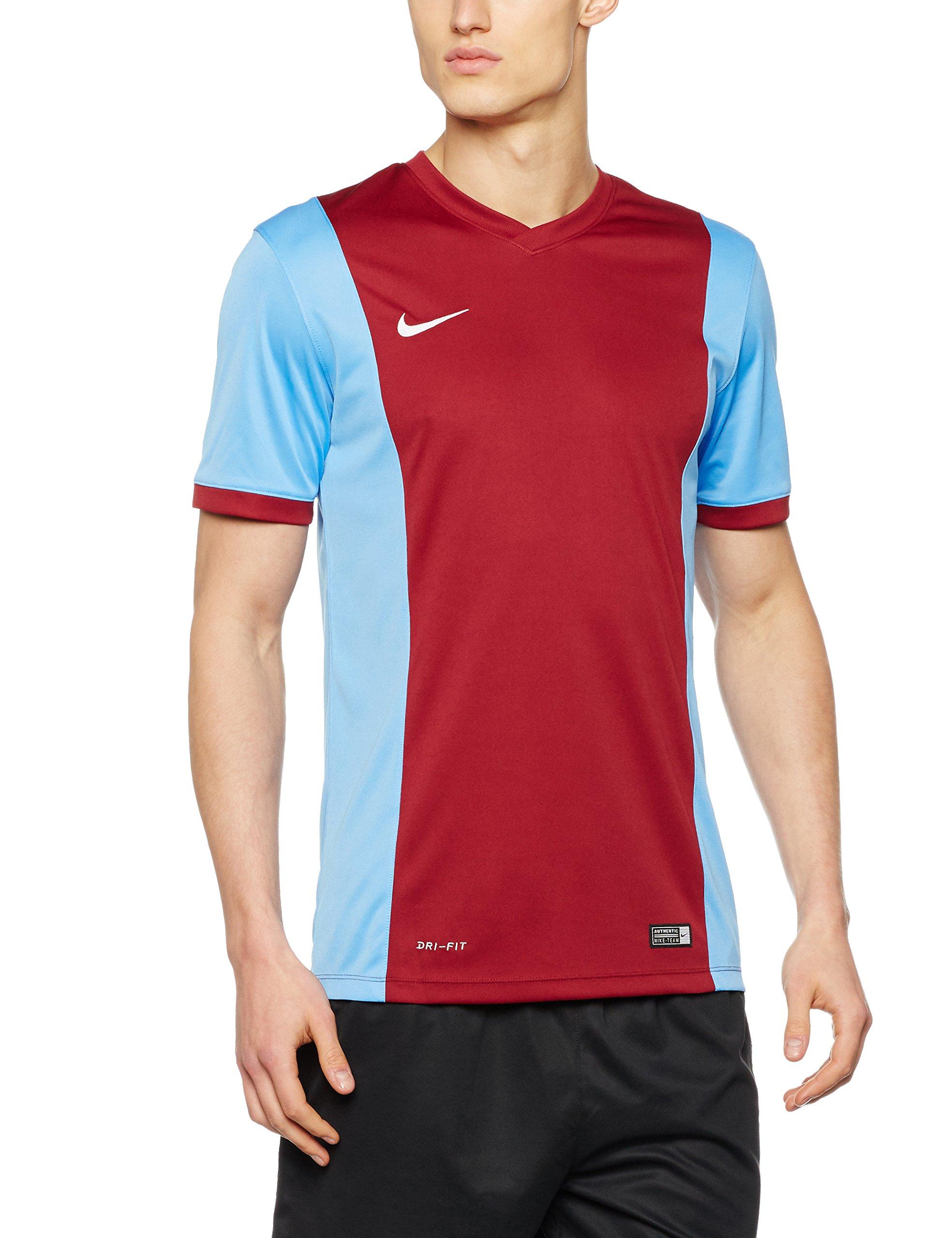 Nike SS Park Derby JSY - Camiseta de manga corta para hombre, color rojo /