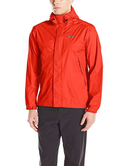 6f0f140a40a Helly Hansen Men s Loke Waterproof Windproof Breathable Adventure Rain  Jacket