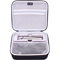 LTGEM EVA Hard Case for Wahl Clipper Stainless Steel Lithium Ion Plus Beard Trimmers Hair Clippers Shavers 9818 - Travel…
