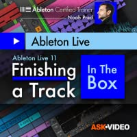 Finishing a Track in the Box in Live 11