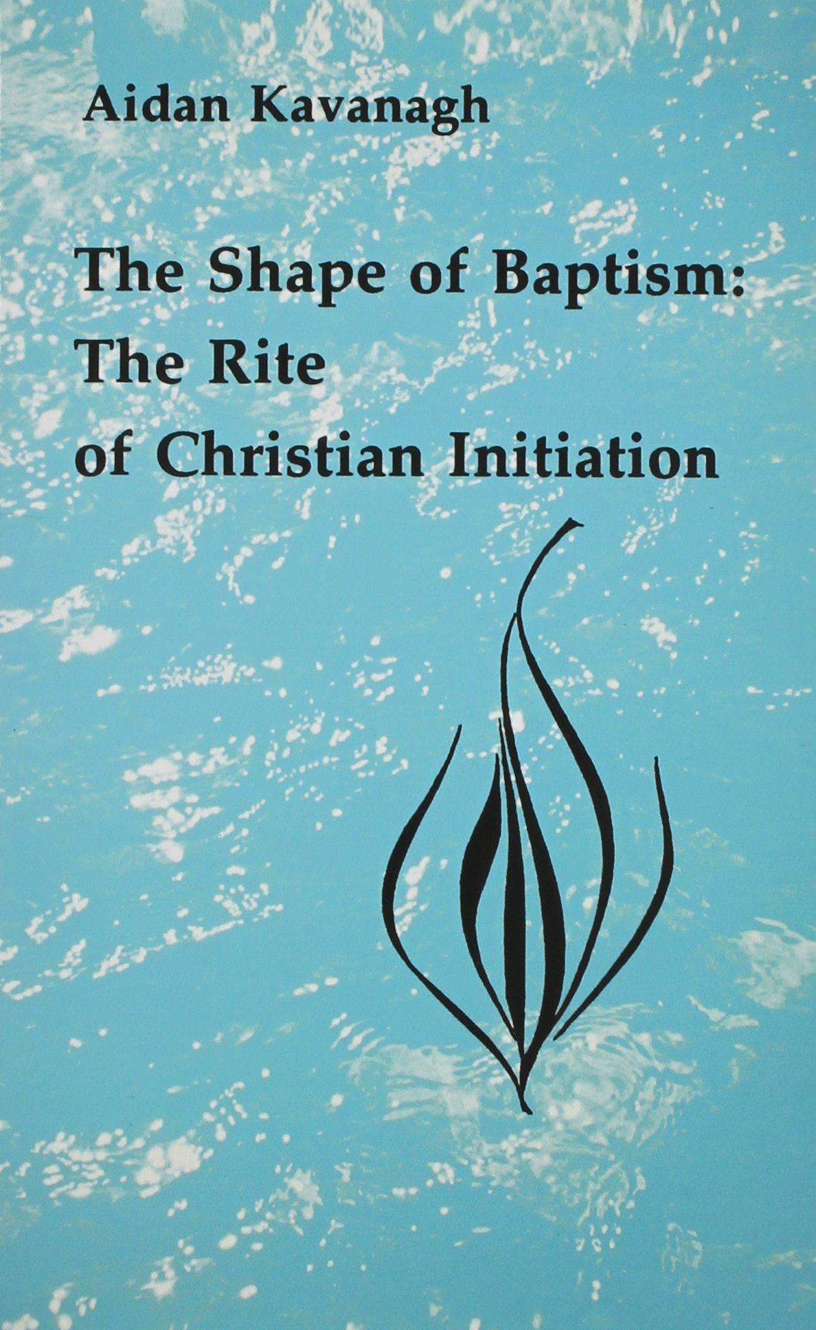 The Shape of Baptism: The Rite of Christian Initiation (Studies in the Reformed Rites of the Catholic Church, V. 1) by Pueblo Books