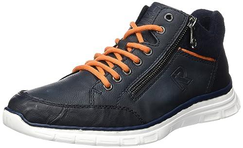 Rieker Herren B4829 Hohe Sneaker