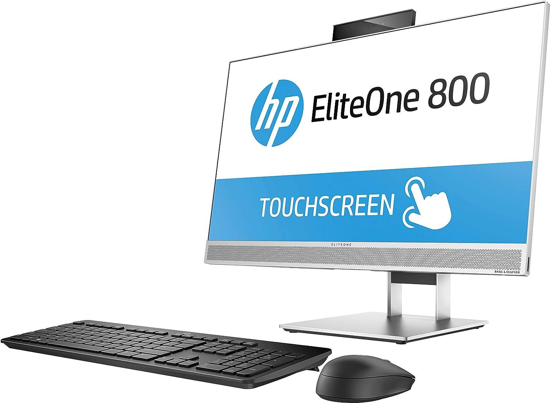 HP EliteOne 800 G4 3.2GHz i7-8700 8ª generación de procesadores Intel® Core i7 23.8