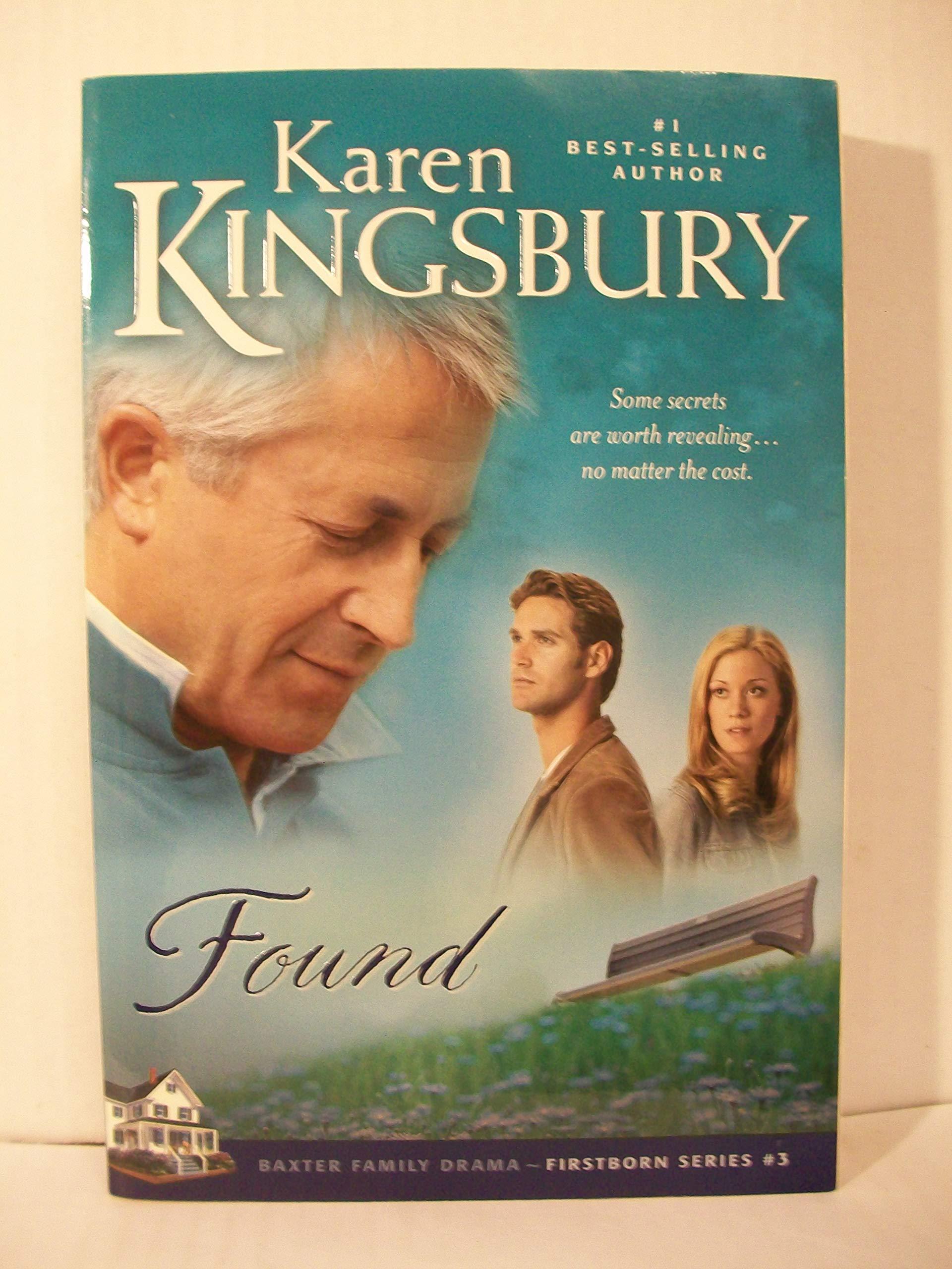 Found Firstborn 3 By Karen Kingsbury