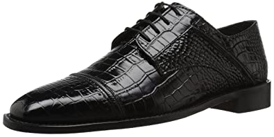 Stacy Adams Men's Raimondo Cap Toe Oxford, Black, ...
