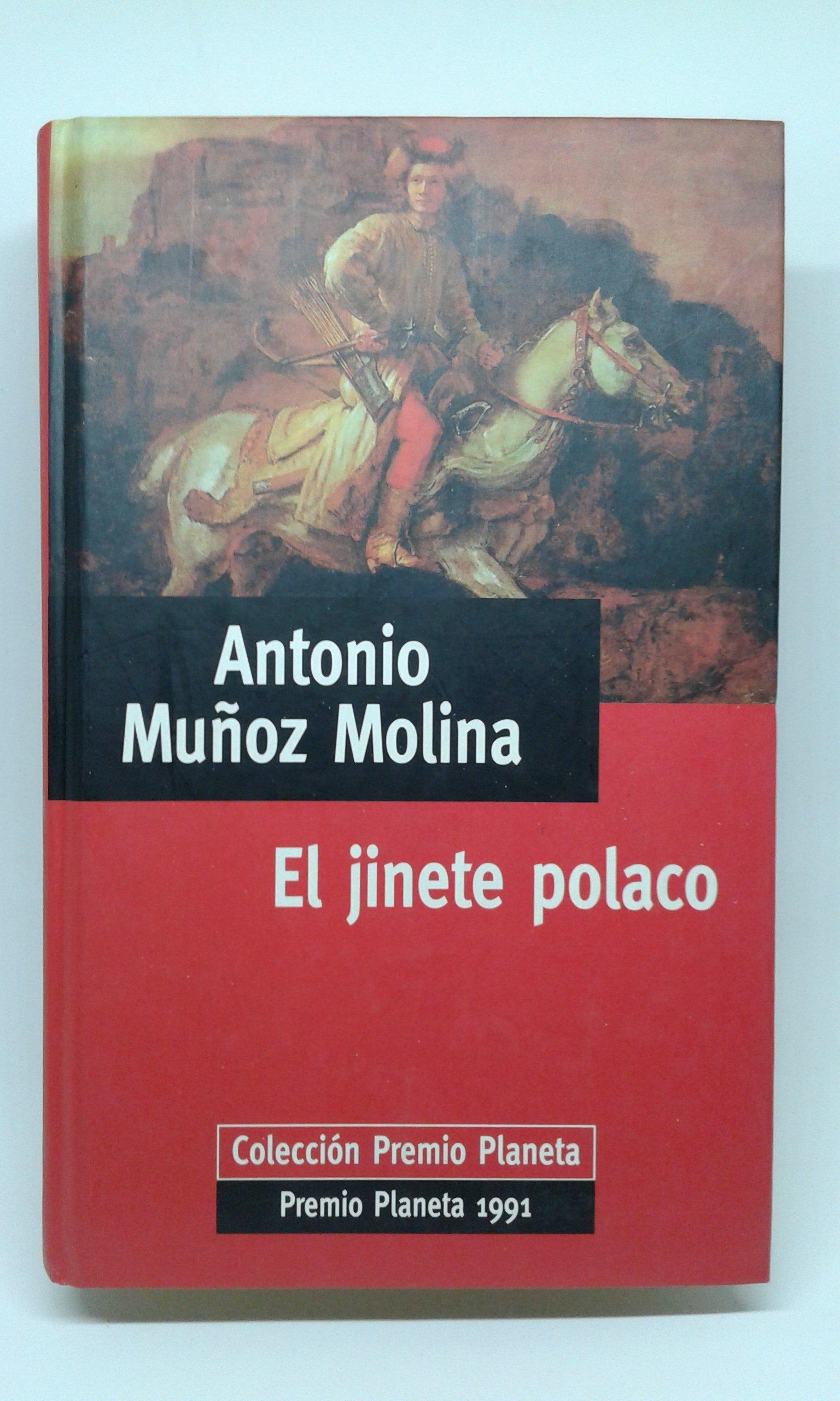 El jinete polaco (Espagnol): Amazon.es: Muñoz Molina, Antonio: Libros