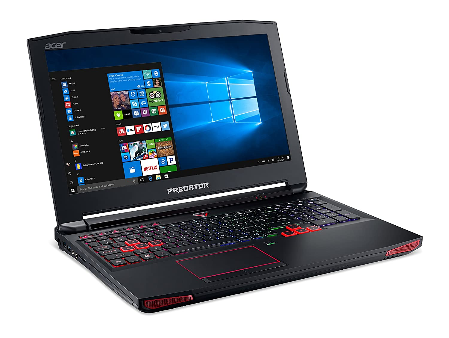 Acer Predator 15 Gaming Laptop Review