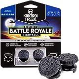 Kontrol Freek Battle Royale Nightfall kontrolfreek para controle de PS4
