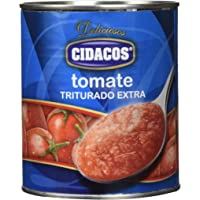 Cidacos Tomate Triturado Cil - 800 g