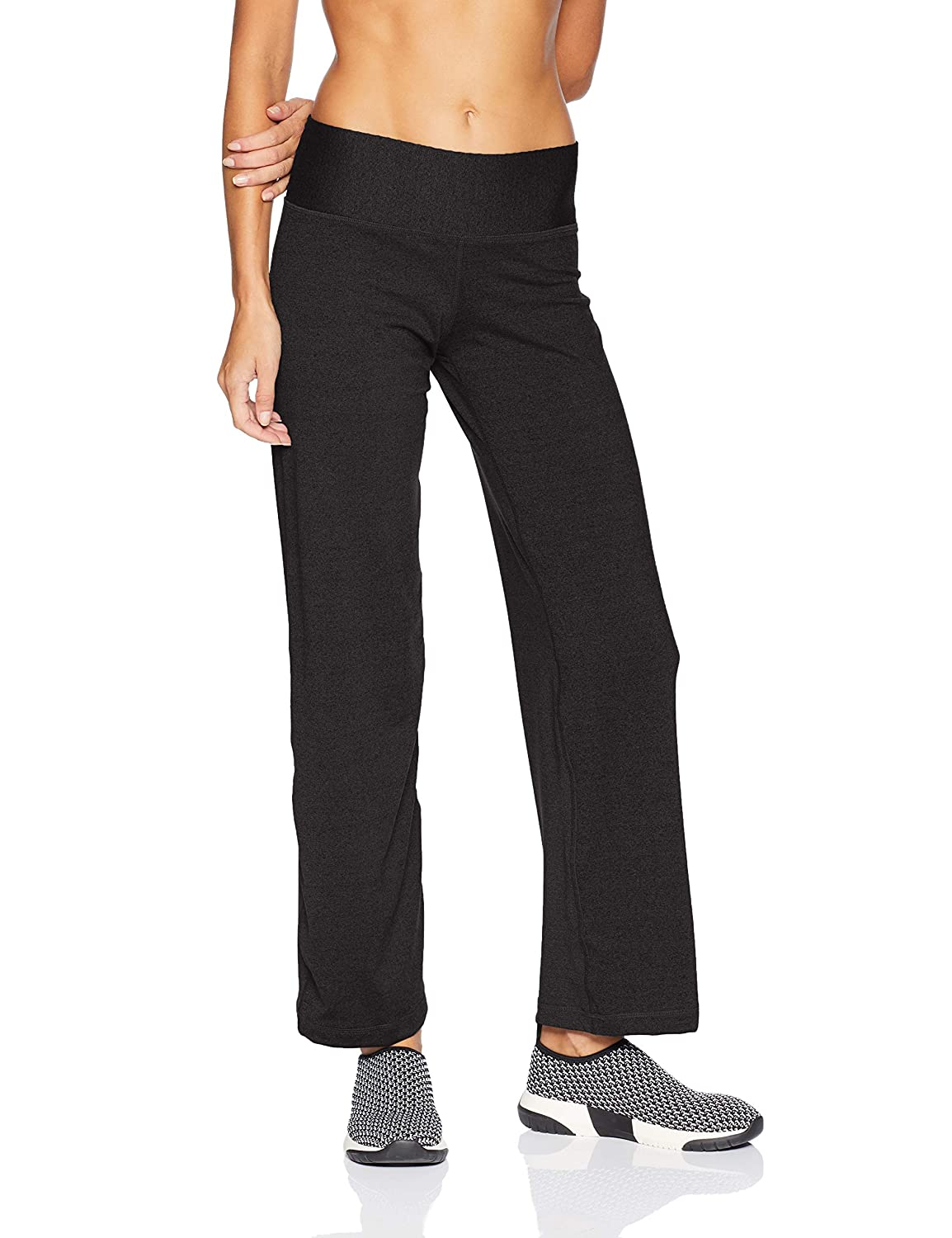 e5605590ce05 Amazon.com  Champion Women s Absolute Semi-fit Pant with SmoothTec    Clothing
