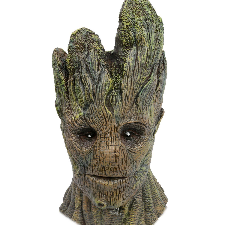 Adult Groot Latex Head Mask - DeluxeAdultCostumes.com