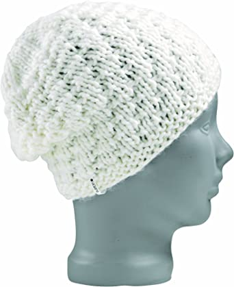 56cf5756a33 Burton Big Bertha Women s Beanie White bright white Size One size ...