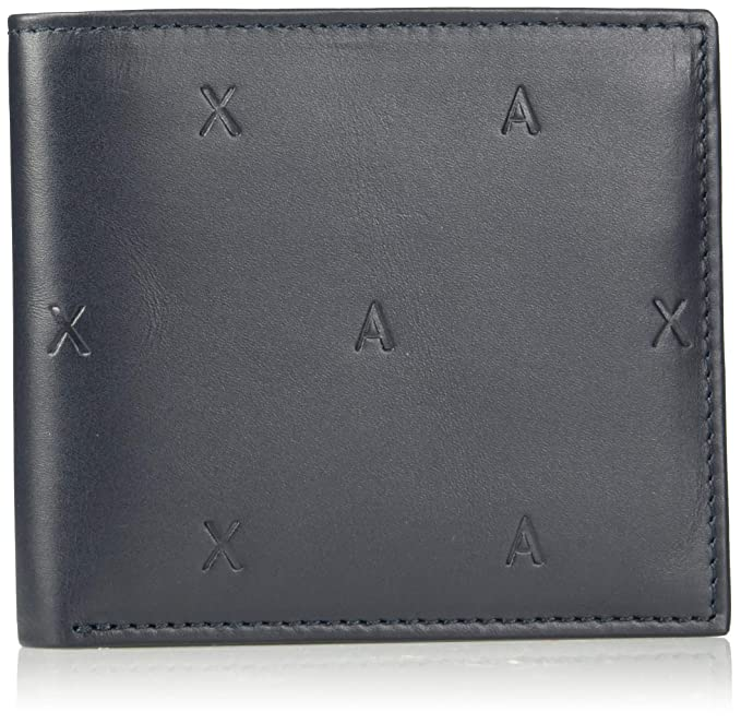 Amazon.com: AX Armani Exchange - Cartera de billetera para ...