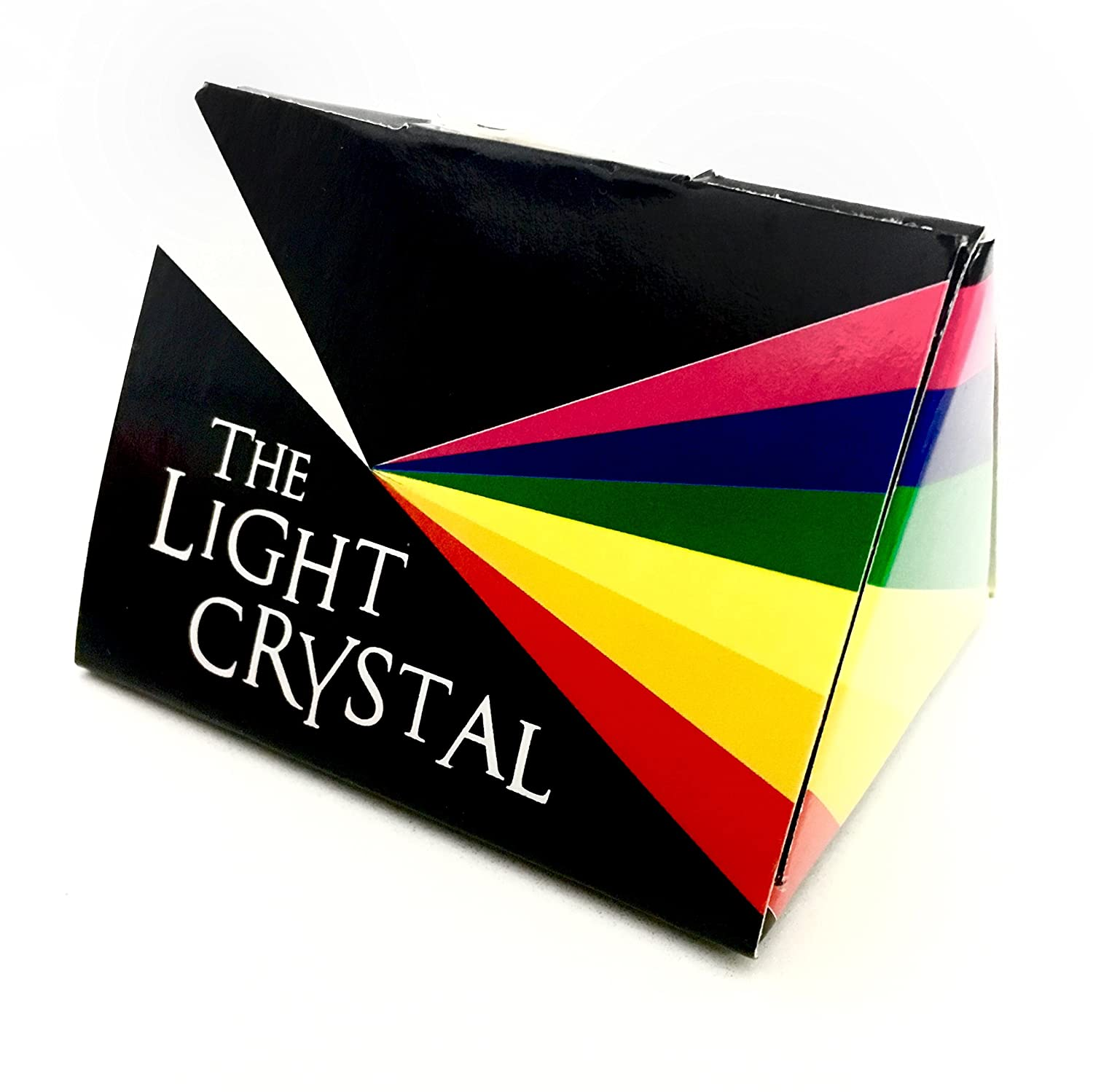 2.5 Equilateral Optical Glass Prism