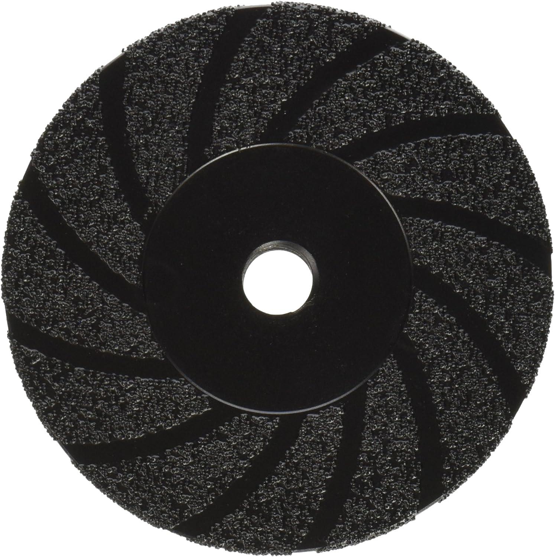Toolocity VCWTL40C 4-Inch Vacuum Brazed Diamond Cup Wheel, Coarse