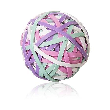 Compra Wenco 521147 Anillo de Goma Balón, Goma, Multicolor, 5 x 5 ...