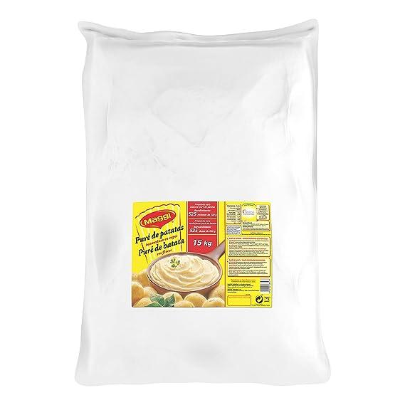 Maggi Puré de Patatas en Copos - Paquete de 15000g