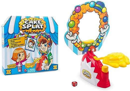 Cake Splat Toy: Amazon.es: Juguetes y juegos