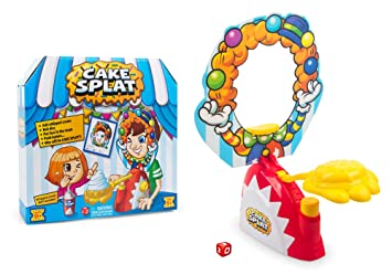 Cake Splat Toy