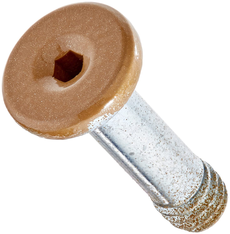 LCN 482031LLTB 4820-31L 691 Light Bronze Long Cover Screw Top Notch Distributors