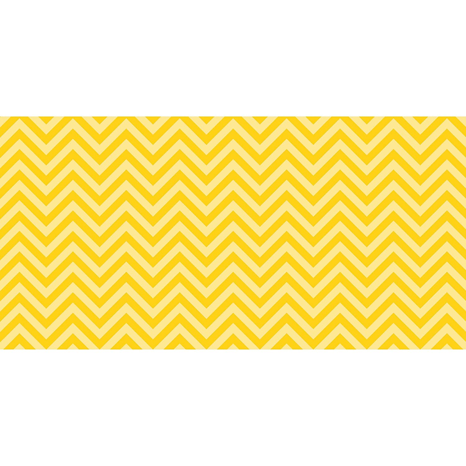 Pacon Fadeless Designs Bulletin Board Art Paper, 4-Feet by 50-Feet, Chic Chevron Yellow (55805) by Pacon B00LMVIT3G Chic Chevron Yellow Chic Chevron Yellow