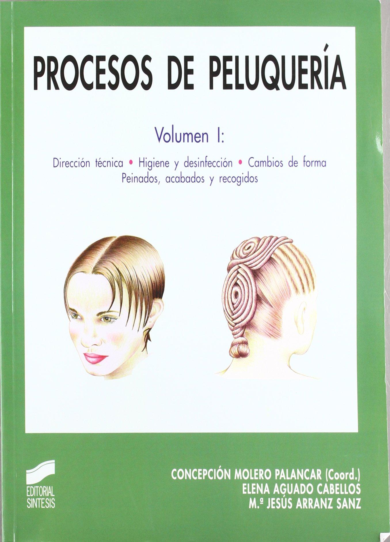 Procesos de Peluqueria - Volumen I (Spanish Edition)