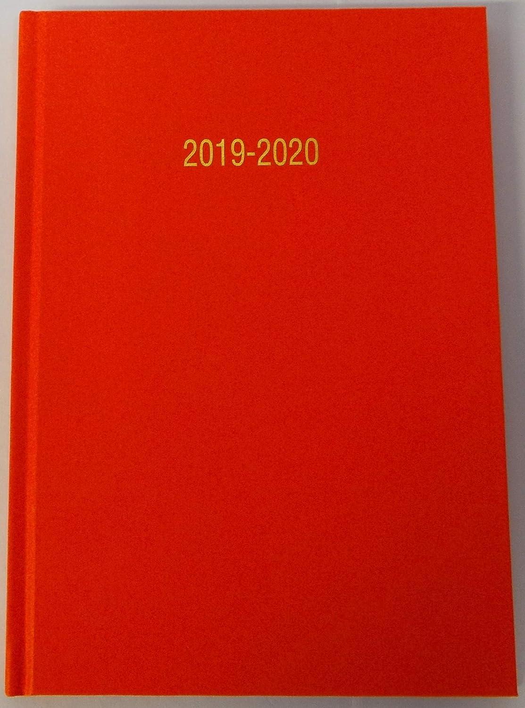 2019-2020 - Agenda escolar (vista semanal, tamaño A4 ...