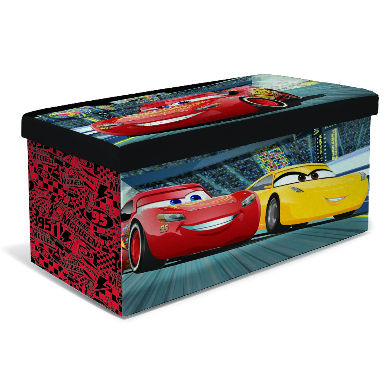 Disney Minnie Mouse Double Storage Trunk Idea Nuova - LA K320257
