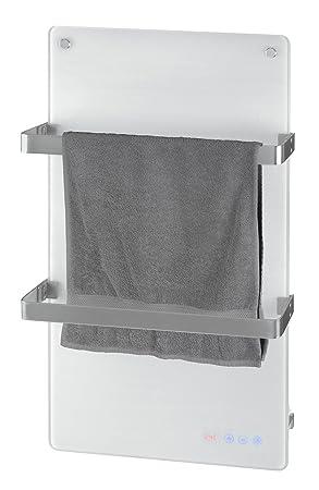 Radiateur de salle de bain en verre, Verre Sèche-serviettes ...
