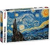 Piatnik - Van Gogh, Notte stellata, Puzzle, 1000 pezzi