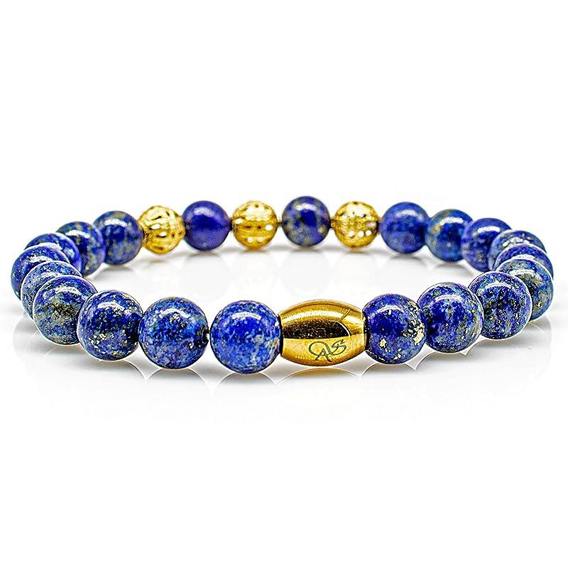 Armband TÜRKIS rec 19 cm Kugelarmband 4 mm Perlen ca ca