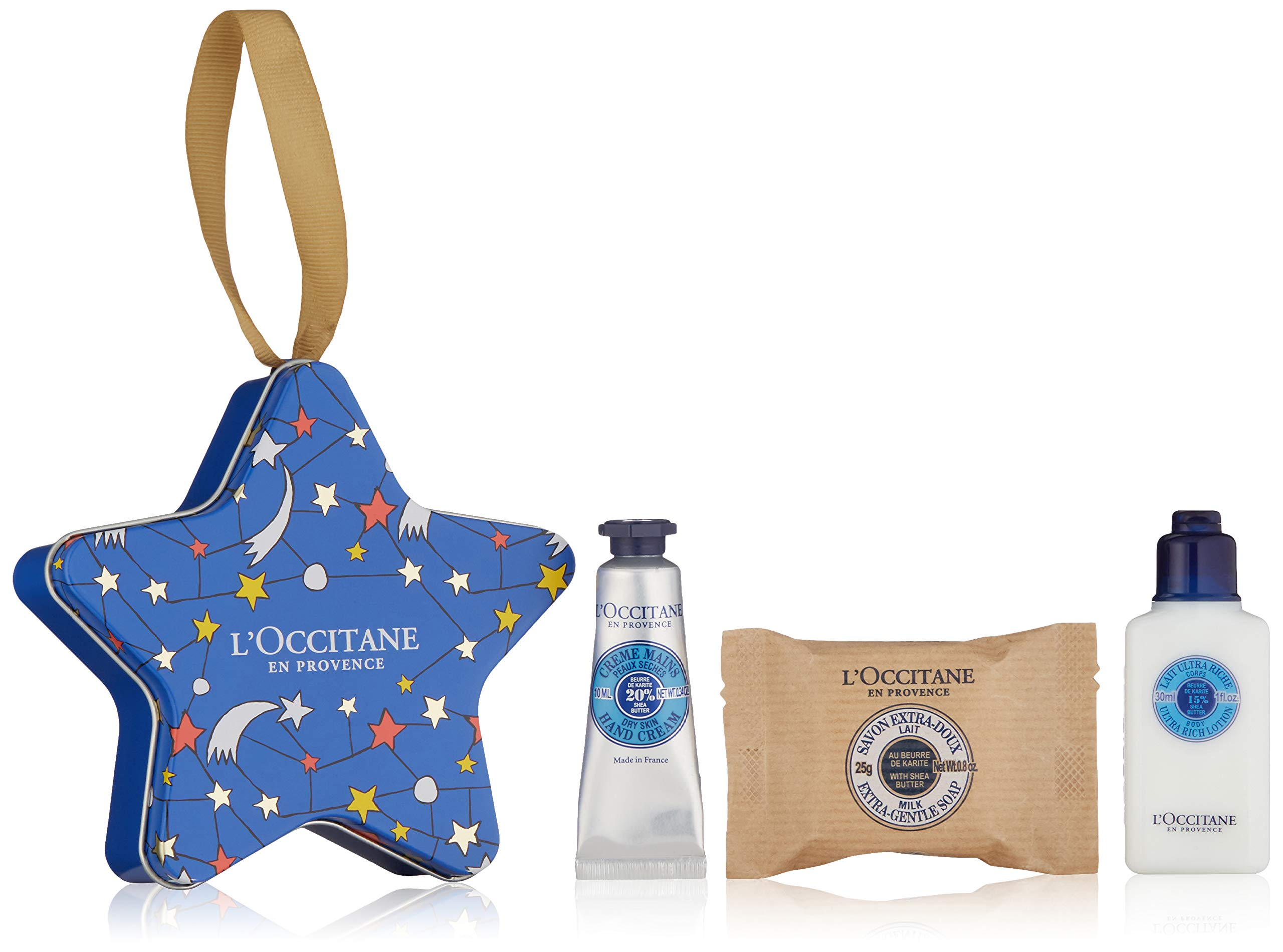 LOccitane Holiday Ornament Gift Set